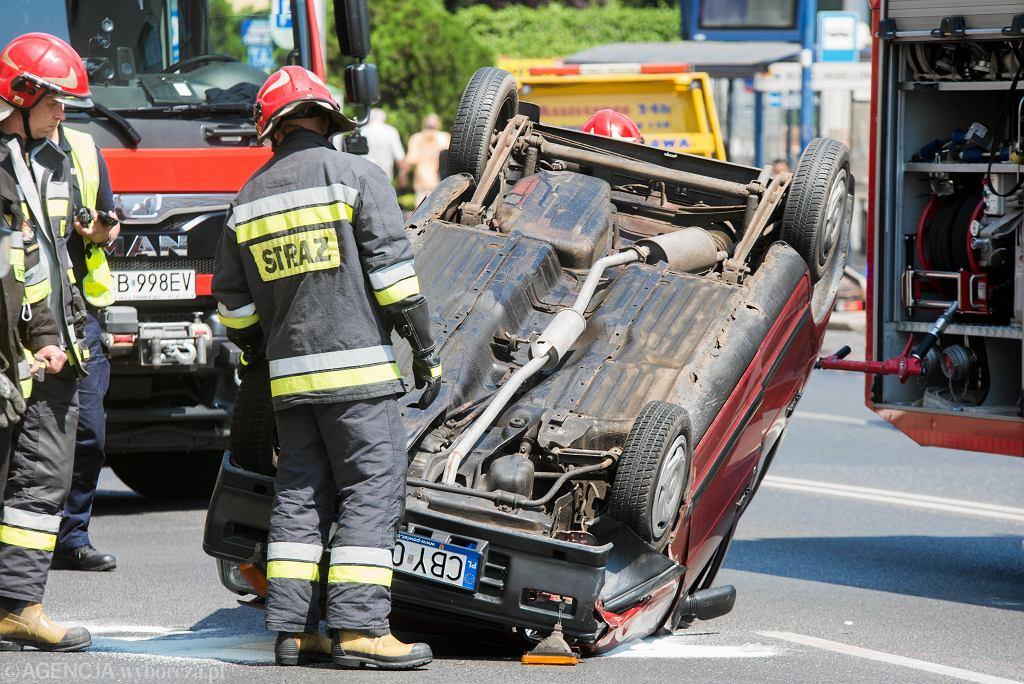 30 maja. Wypadek w Bydgoszczy