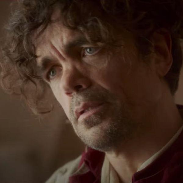 Kadr z filmu Cyrano