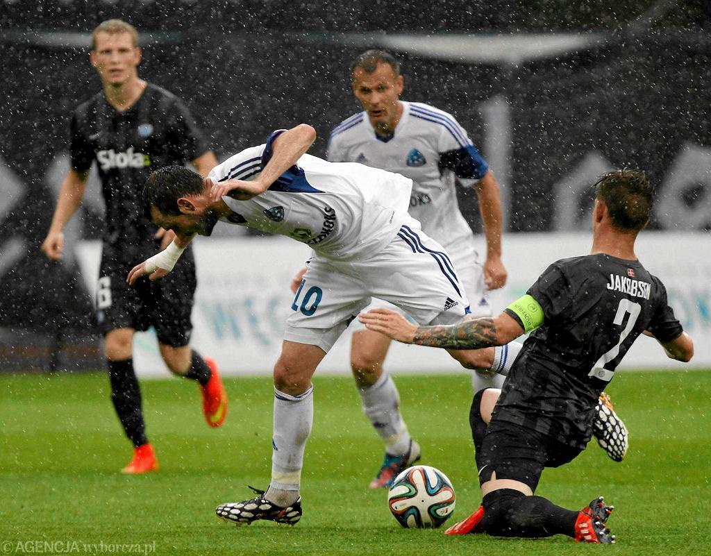 Ruch - Esbjerg 0:0