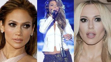 Jennifer Lopez, Edyta Górniak, Doda