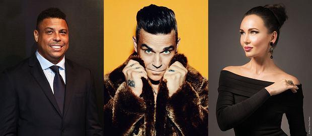Mistrzostwa świata 2018. Robbie Williams zaśpiewa na ceremonii otwarcia. Pojawią się też Ronaldo i Aida Garifullina