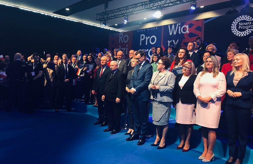 Konwencja PiS we Wrocławiu
