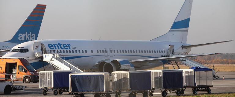 Polski samolot lądował awaryjnie w Etiopii. Przed startem wybuchł pożar