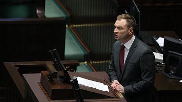 Sławomir Nitras. Sejm