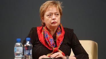 Pierwsza prezes Sądu  Najwyższego profesor Małgorzata Gersdorf