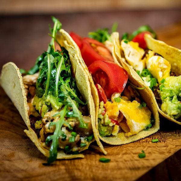 Kukurydziane tacos