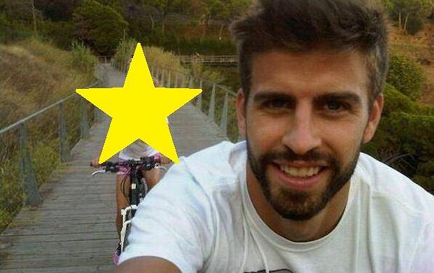 Gerard Pique, Shakira.