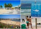 Opalanie pod biurowcem. 10 miast na świecie z naprawdę pięknymi plażami