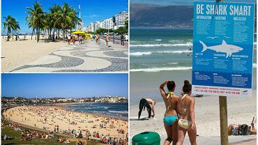 Miasta z pięknymi plażami / fot. Shutterstock