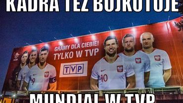 Mecz Polska - Senegal - Mundial 2018 - memy