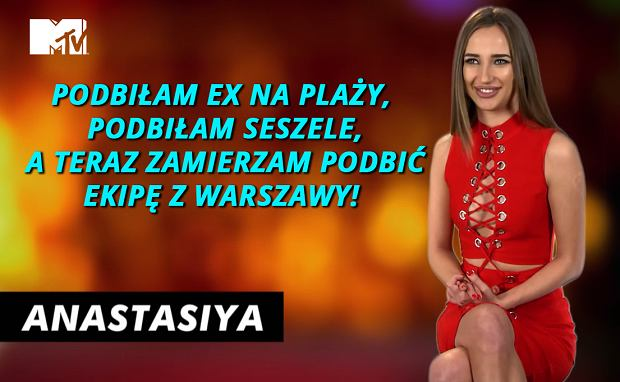 Anastasiya 'Warsaw Shore'