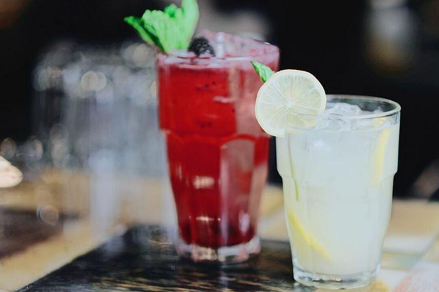 Szklanki koktajlowe Rock Bar od marki Bormioli Rocco