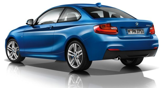 BMW serii 2 Coupe M Sport