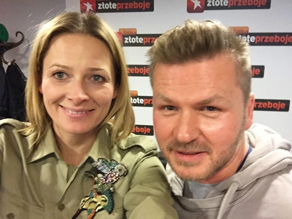 Odeta Moro i Jakub Porada w programie 'Morowy Weekend'
