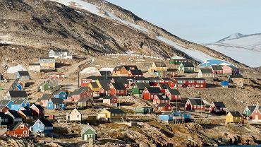 Lipcowe temperatury na Grenlandii są o 10 st. C powyżej normy.