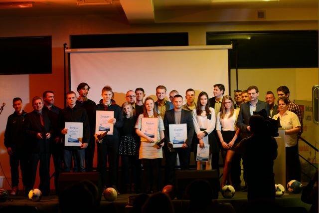 Gala finałowa Sportowiec Roku w Aleksandrowie