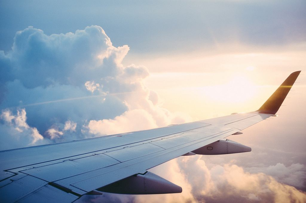 Sen o samolocie