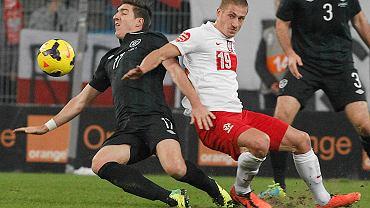 Polska - Irlandia 0:0