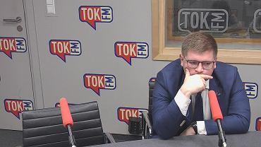 Poseł Kukiz'15 Tomasz Rzymkowski w Poranku Radia TOK FM