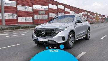 Studio Biznes Mercedes EQC