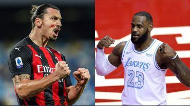 Zlatan Ibrahimović i LeBron James