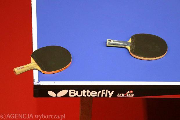 Cykl turniejów tenisa stołowego dla amatorów. Chcesz wystartować?