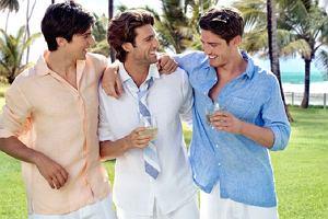 Bawełniane i lniane koszule męskie - idealne rozwiązanie na upalne dni