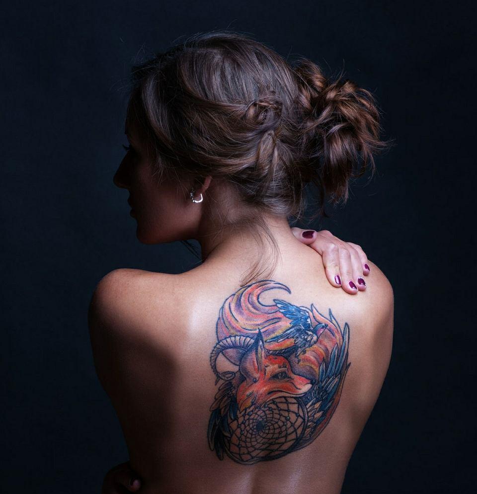 Prawda Czy Mit Czy Przez Tatuaż Skóra Mniej Się Poci