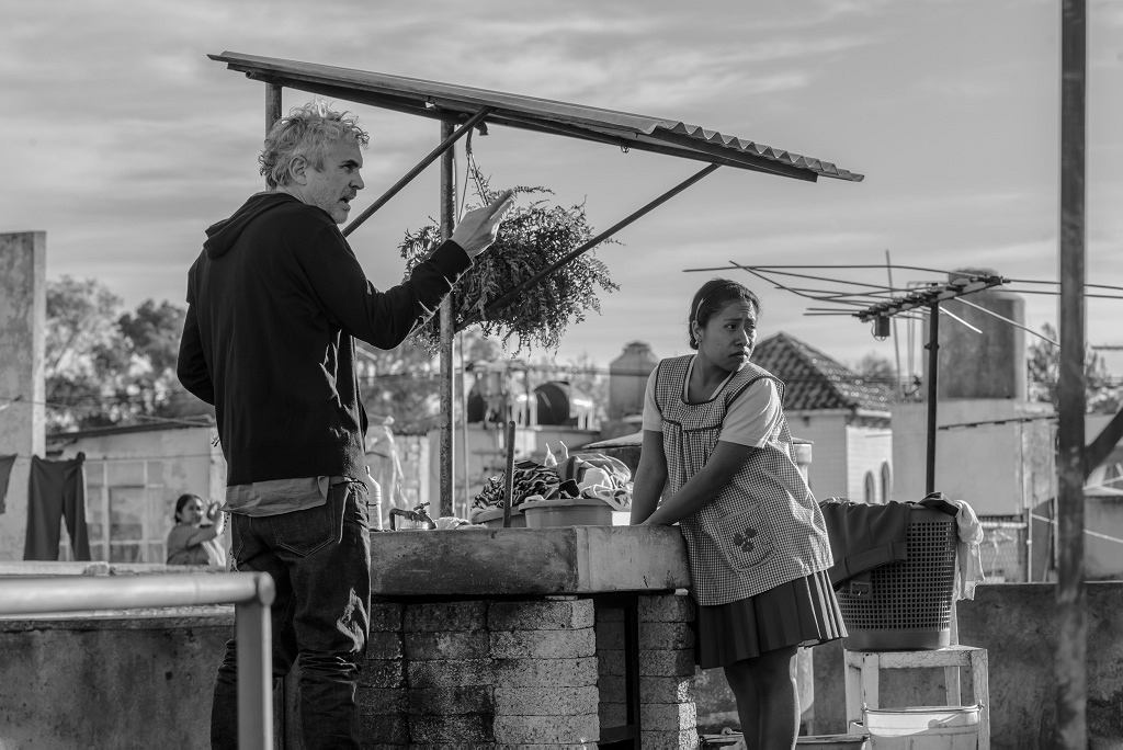 'Roma', reż. Alfonso Curaon / Netflix