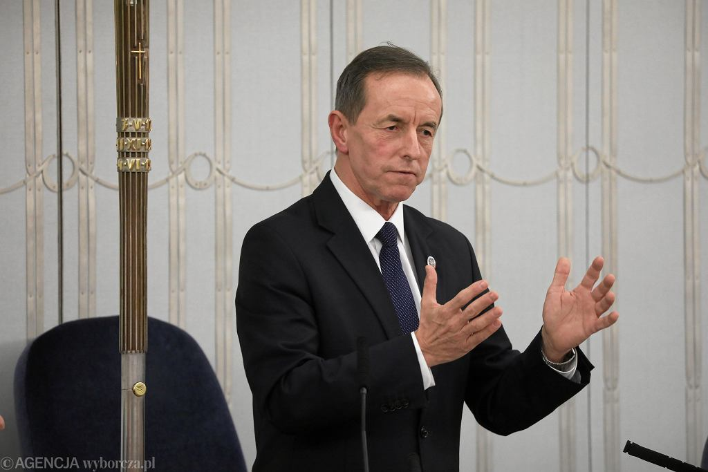 Tomasz Grodzki. Marszałek Senatu. Senat o 'tarczy antykryzysowej'. A co ze zmianami w Kodeksie wyborczym?