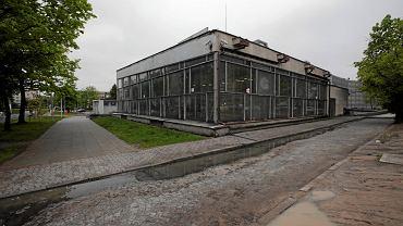 Kielce, 15 maja 2019 roku. Dawna siedziba biblioteki wojewódzkiej przy ul. Targowej