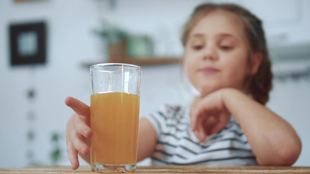 Co podawać dziecku do picia