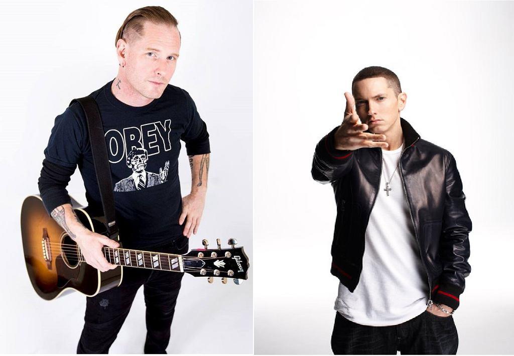 Corey Taylor z Eminem