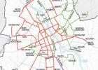 Zobacz sieć tramwajową w Warszawie 2040 roku [PLANY]
