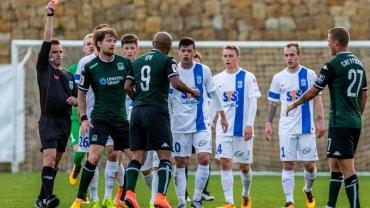 Lech Poznań - FK Krasnodar 1:1 w sparingu w Hiszpanii