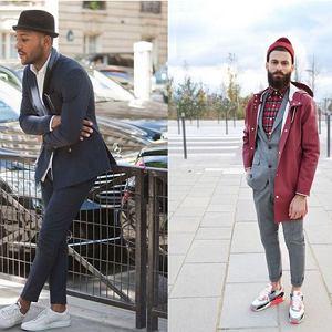 Miejski styl: sneakersy