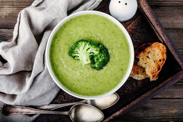 Krem brokułowy - zupa pełna witamin