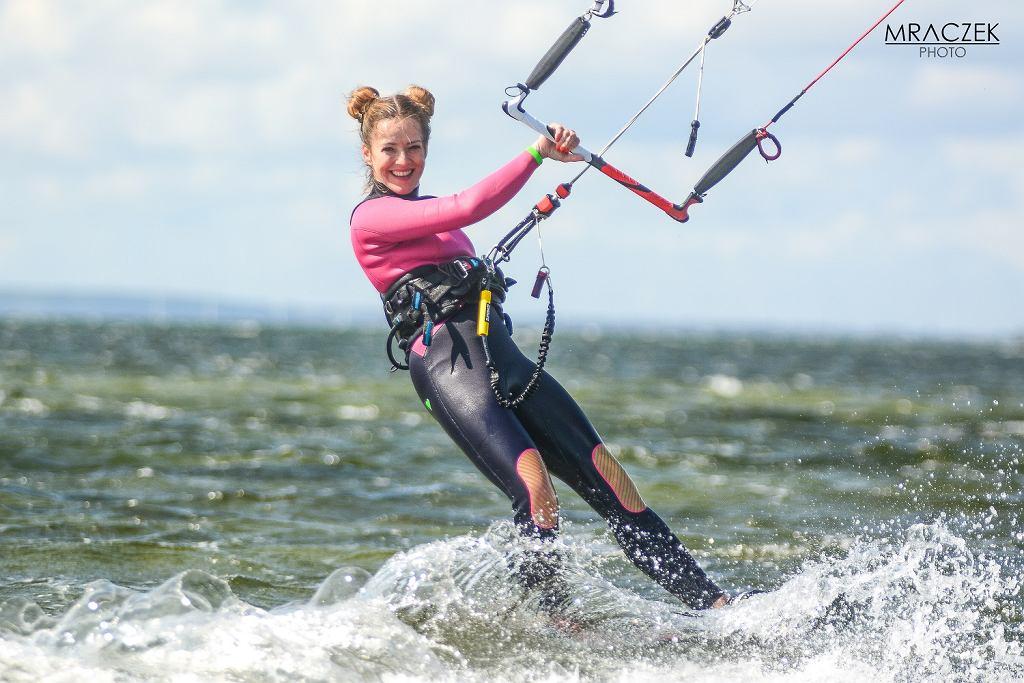 Katarzyna Jaklewicz, Dziewczyny, które kochają kitesurfing