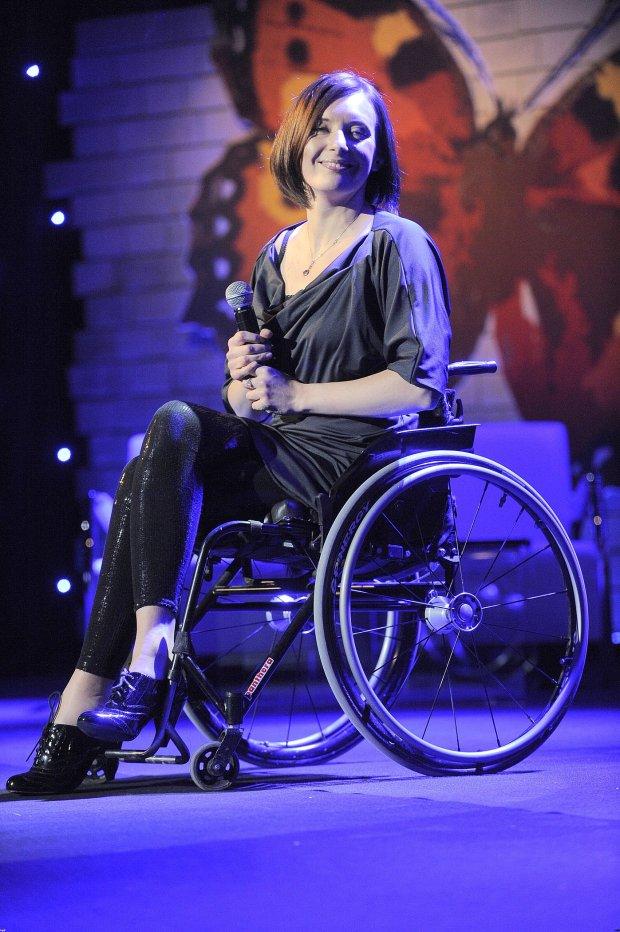 Monika Kuszyńska w 2010 roku