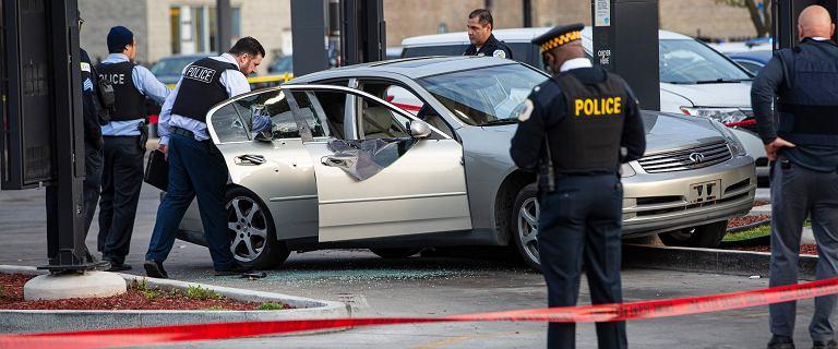 USA. 7-letnia dziewczynka zastrzelona przed McDonald's w Chicago
