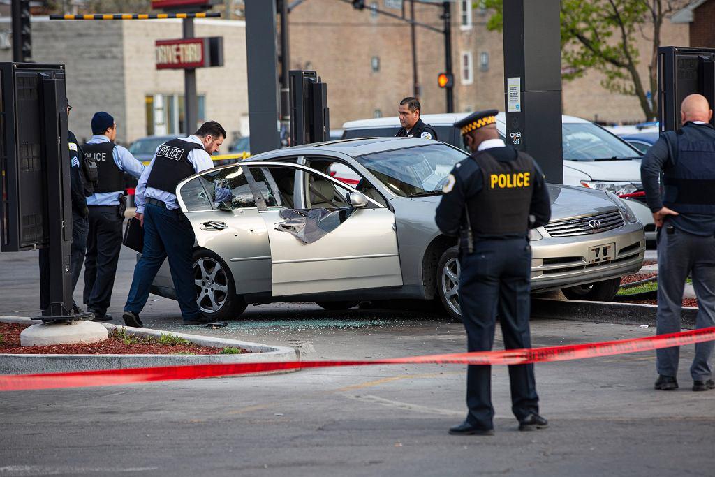 Strzelanina w Chicago. Zginęła 7-latka