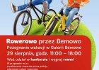 Piknik - Rowerowo przez Bemowo