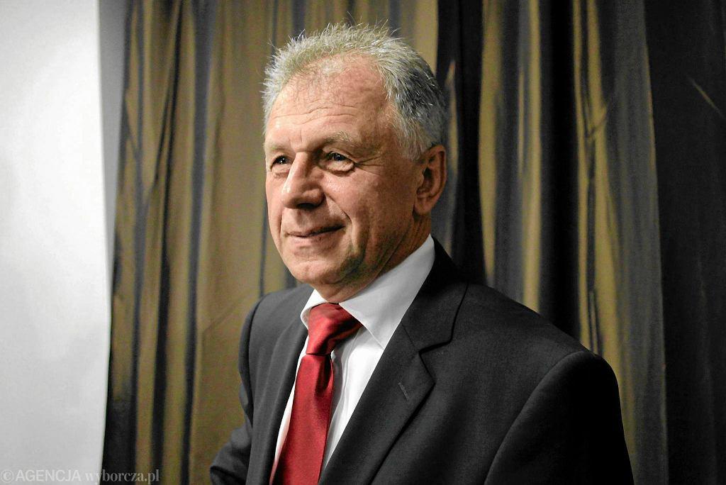 Bogdan Lis, towarzysz Wałęsy, członek Okrągłego Stołu