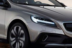 Salon Genewa 2016 | Volvo V40 | Ofensywy ciąg dalszy