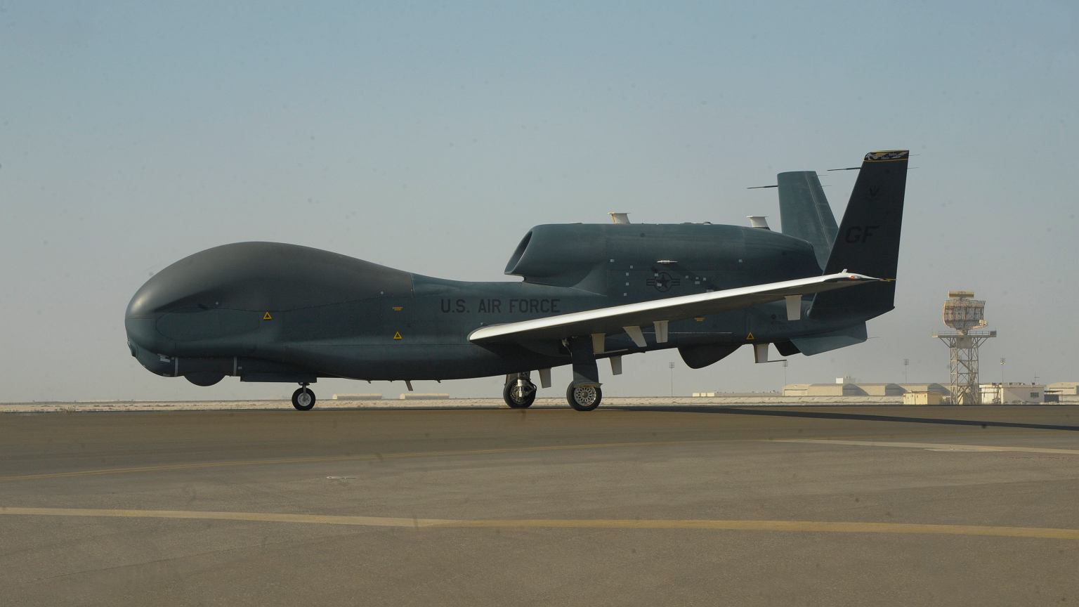 The American drone MQ-4C Triton shot down by Iran would be more