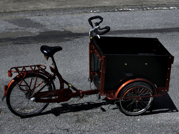 cargo bike - Dania