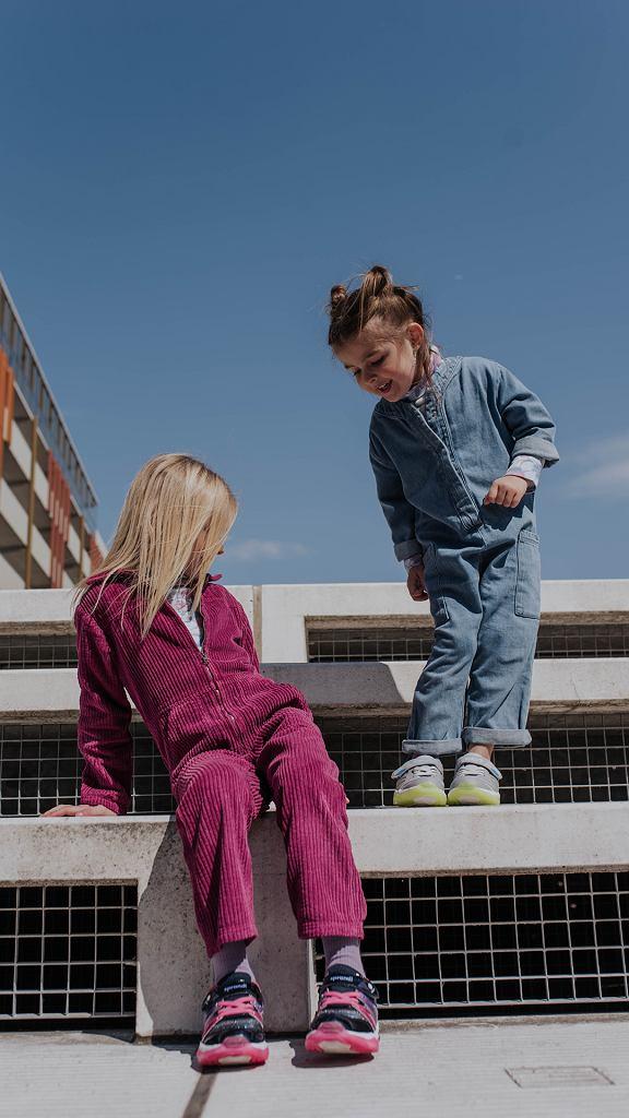 CCC oferuje modne i wygodne obuwie letnie dla dzieci