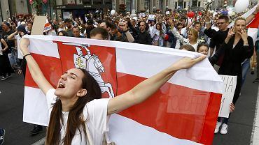 W Rosji taka jedność politycznych aspiracji robotników i inteligencji jak dzisiaj na Białorusi wydaje się nie do pomyślenia