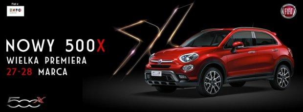 Dni otwarte Fiat 500X