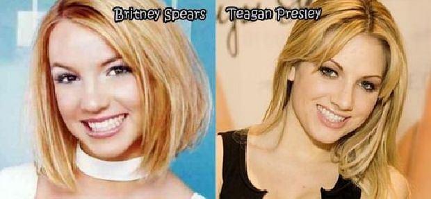 Britney Spears, Teagan Presley